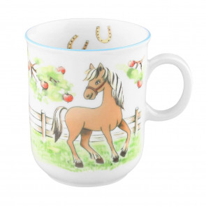 Becher mit Henkel 0,25 l - Compact Mein Pony 24778