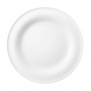 Frühstücksteller rund 23 cm 00003 weiss Beat