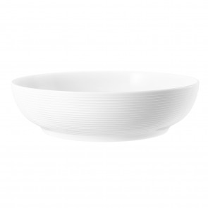 Foodbowl 25 cm 00003 weiss Beat
