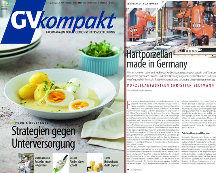 Hartporzellan made in Germany