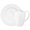 Geschirrserie »Rondo-Liane«  aus Porzellan