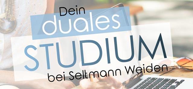 Dein duales Studium bei Seltmann Weiden