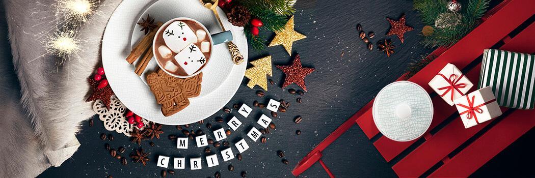 Life Fashion - Porzellan für die Weihnachtszeit von Seltmann Weiden