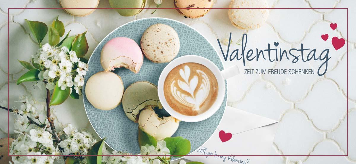 Valentinstag - Zeit zum Freude schenken Seltmann Porzellanserie L Fashion