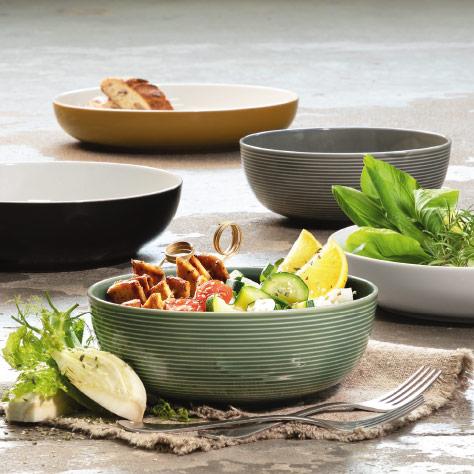 Beat Foodbowls: Der Porzellantrend aus der Schale