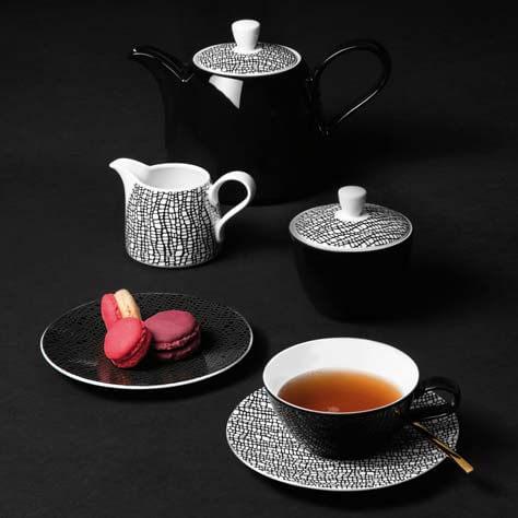 Edel und mystisch – das Porzellandekor Life »Glamorous Black«